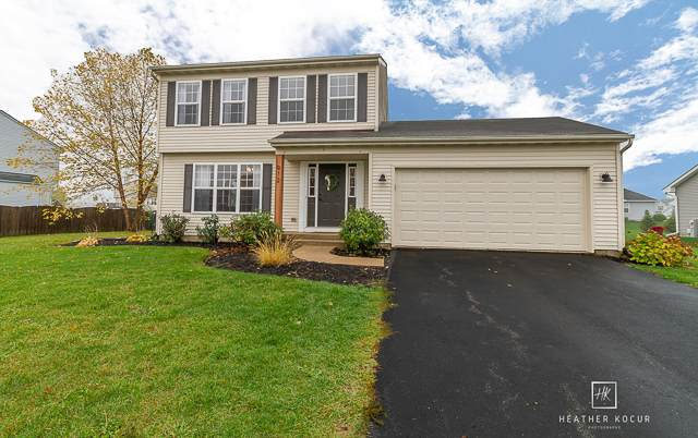 912 W Northwind Drive, Sandwich, IL 60548 (MLS #10914999) :: Property Consultants Realty