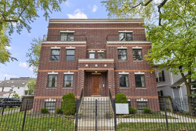 2219 N Campbell Avenue 1S, Chicago, IL 60647 (MLS #10915033) :: Helen Oliveri Real Estate