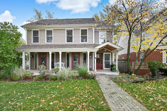 9 S Monroe Street, Hinsdale, IL 60521 (MLS #10915052) :: Property Consultants Realty