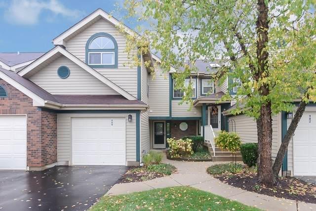 984 Ridgefield Lane, Wheeling, IL 60090 (MLS #10915073) :: John Lyons Real Estate