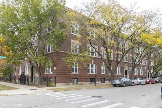 1424 E Hyde Park Boulevard #1, Chicago, IL 60615 (MLS #10915090) :: Helen Oliveri Real Estate