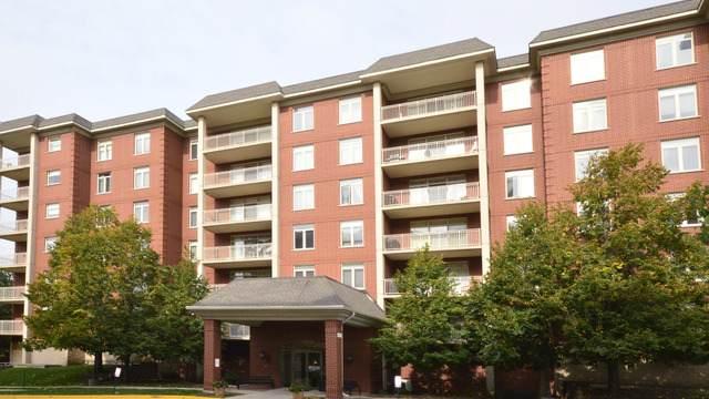 8400 Callie Avenue #107, Morton Grove, IL 60053 (MLS #10915107) :: Helen Oliveri Real Estate