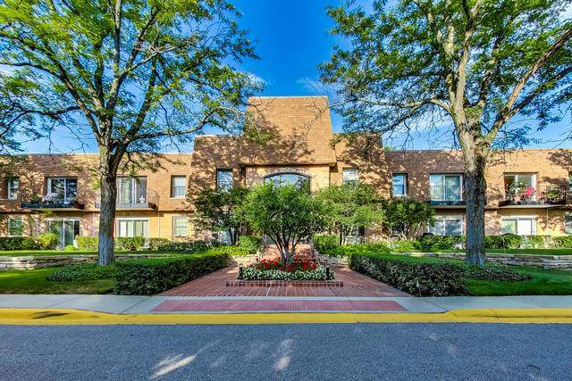 1250 Park Avenue W #422, Highland Park, IL 60035 (MLS #10915130) :: Property Consultants Realty