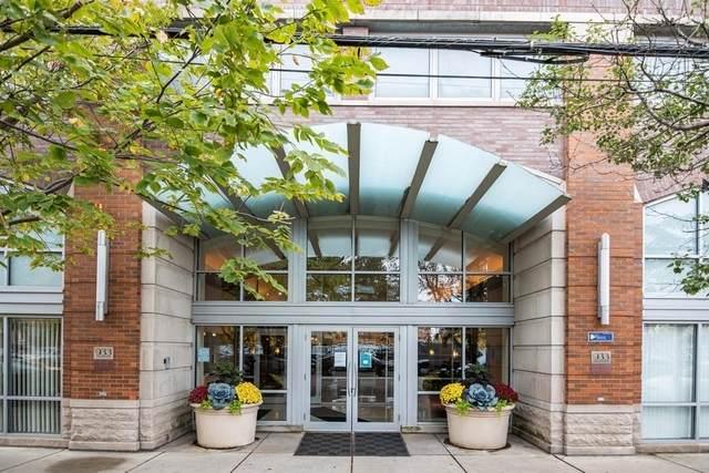 933 W Van Buren Street #606, Chicago, IL 60607 (MLS #10915131) :: Helen Oliveri Real Estate