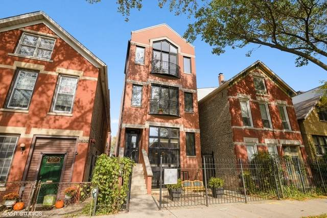 2428 W Thomas Street #1, Chicago, IL 60622 (MLS #10915153) :: The Dena Furlow Team - Keller Williams Realty