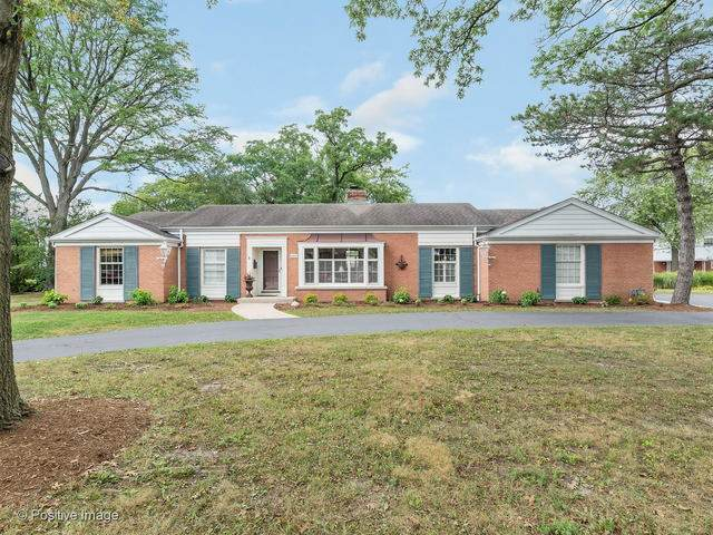 5524 Woodland Drive, Western Springs, IL 60558 (MLS #10915162) :: John Lyons Real Estate
