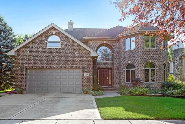 741 Woodcrest Lane, Lemont, IL 60439 (MLS #10915190) :: Lewke Partners