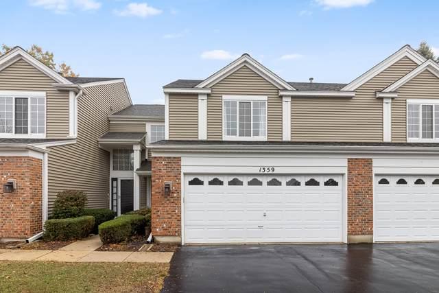 1359 Spaulding Road, Bartlett, IL 60103 (MLS #10915252) :: Helen Oliveri Real Estate