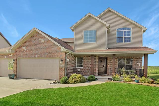 1453 S Saddlebrook Lane, Minooka, IL 60447 (MLS #10915290) :: Helen Oliveri Real Estate
