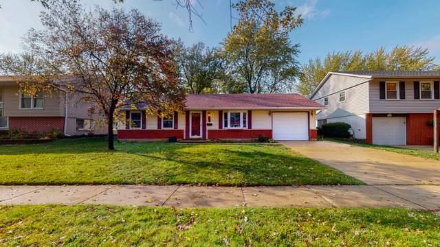 536 Ridge Circle, Streamwood, IL 60107 (MLS #10915298) :: John Lyons Real Estate