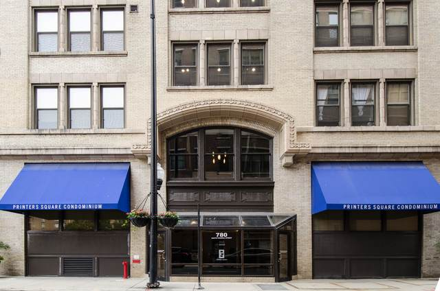 780 S Federal Street #501, Chicago, IL 60605 (MLS #10915346) :: Lewke Partners
