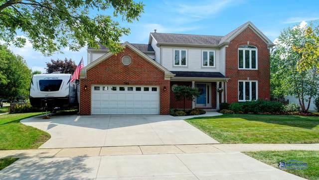 795 Walton Lane, Grayslake, IL 60030 (MLS #10915369) :: John Lyons Real Estate