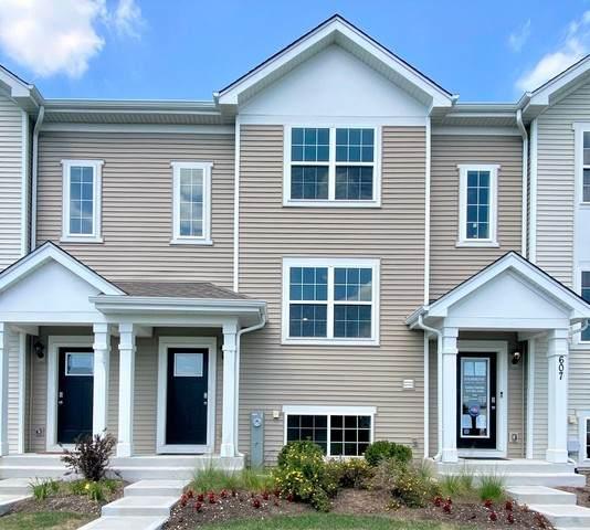 613 Berry Ridge Drive #438, Joliet, IL 60431 (MLS #10915496) :: Lewke Partners