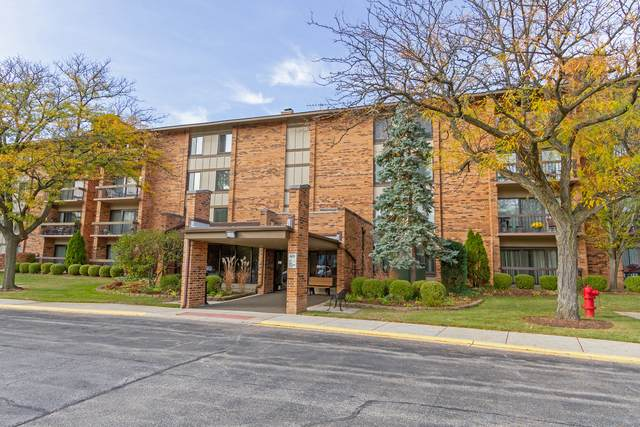 77 Lake Hinsdale Drive #410, Willowbrook, IL 60527 (MLS #10915505) :: Property Consultants Realty