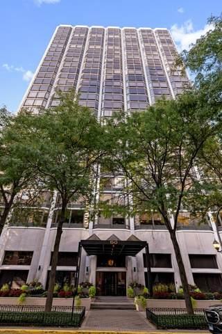 50 E Bellevue Place #804, Chicago, IL 60611 (MLS #10915538) :: The Dena Furlow Team - Keller Williams Realty
