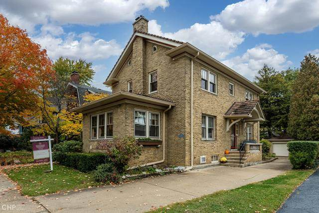 210 Dupee Place, Wilmette, IL 60091 (MLS #10915565) :: Helen Oliveri Real Estate