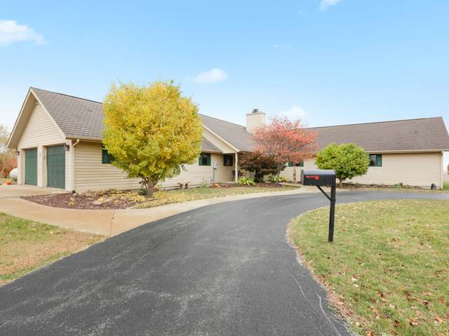 1152 E 1600 North Road, MONTICELLO, IL 61856 (MLS #10915588) :: Ryan Dallas Real Estate