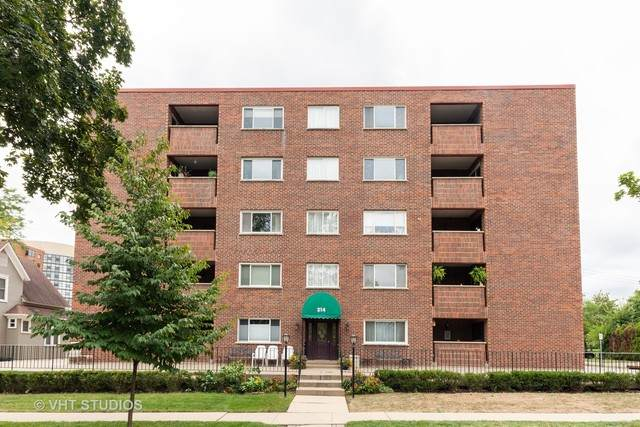 214 N Pine Avenue 3C, Arlington Heights, IL 60004 (MLS #10915610) :: Helen Oliveri Real Estate