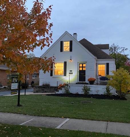 3816 Lawn Avenue, Western Springs, IL 60558 (MLS #10915639) :: The Wexler Group at Keller Williams Preferred Realty