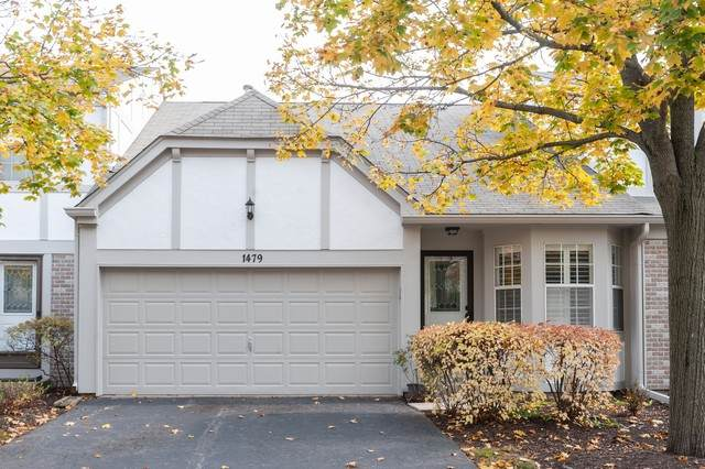 1479 W Sapphire Drive, Hoffman Estates, IL 60192 (MLS #10915657) :: BN Homes Group