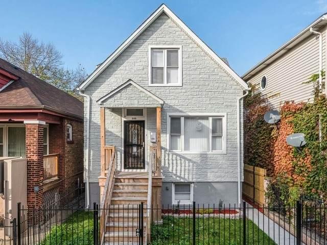 646 E 91st Street, Chicago, IL 60619 (MLS #10915694) :: Helen Oliveri Real Estate