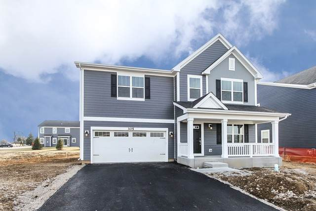6701 O'connor Lot#119 Drive, Joliet, IL 60431 (MLS #10915738) :: BN Homes Group
