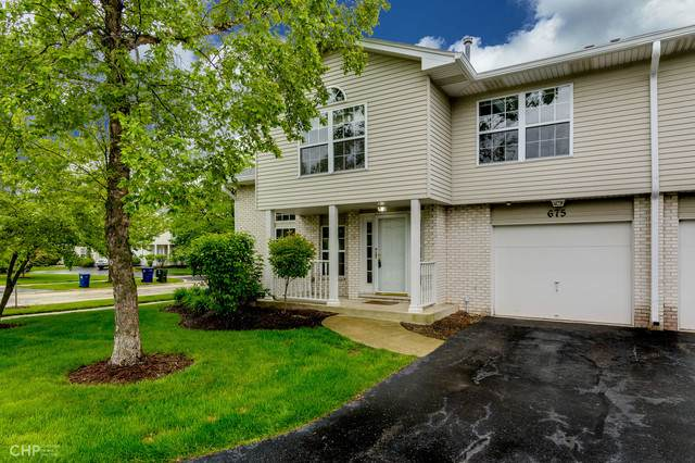675 Beaver Court, Naperville, IL 60563 (MLS #10915744) :: Century 21 Affiliated