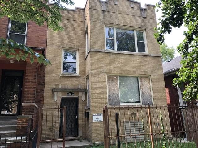 6836 S Prairie Avenue, Chicago, IL 60637 (MLS #10915781) :: Helen Oliveri Real Estate