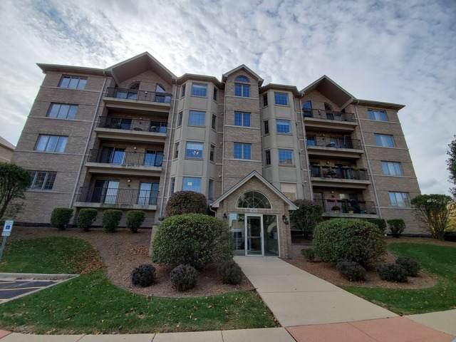 14150 Sheffield Drive #302, Homer Glen, IL 60491 (MLS #10915794) :: Property Consultants Realty