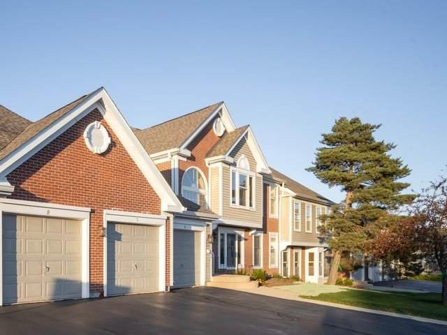 211 University Lane C, Elk Grove Village, IL 60007 (MLS #10915814) :: John Lyons Real Estate