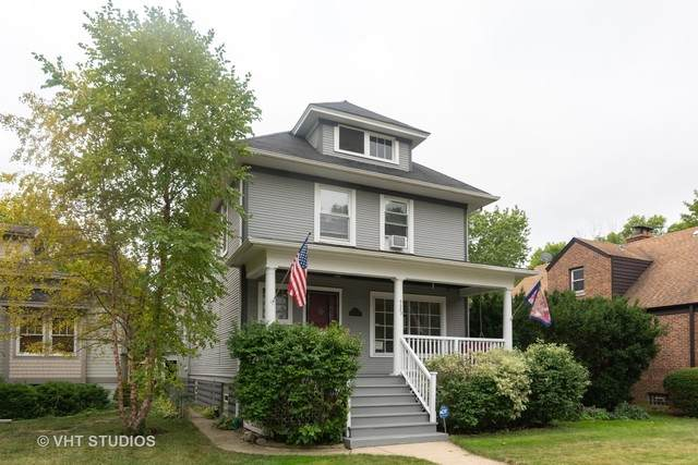 5033 W Balmoral Avenue, Chicago, IL 60630 (MLS #10915824) :: BN Homes Group