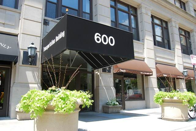 600 S Dearborn Street #1410, Chicago, IL 60605 (MLS #10915838) :: Littlefield Group