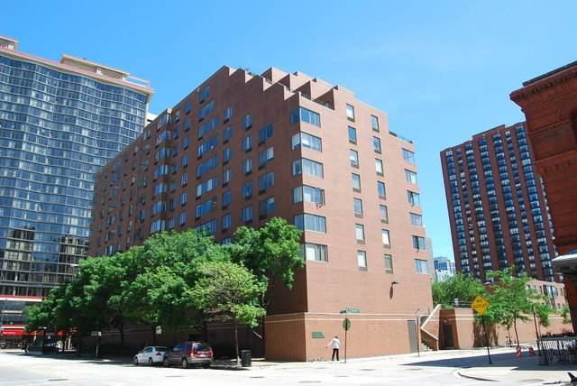 801 S Plymouth Court #111, Chicago, IL 60605 (MLS #10915848) :: Littlefield Group