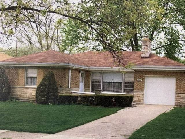4944 Jarvis Avenue, Skokie, IL 60077 (MLS #10915907) :: Helen Oliveri Real Estate