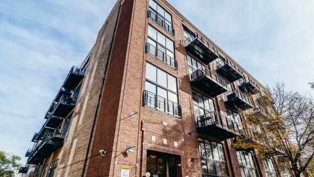 1935 N Fairfield Avenue #212, Chicago, IL 60647 (MLS #10915908) :: Helen Oliveri Real Estate
