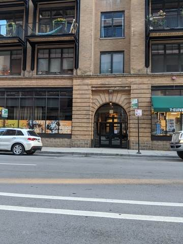 625 W Jackson Boulevard #404, Chicago, IL 60661 (MLS #10915910) :: Helen Oliveri Real Estate