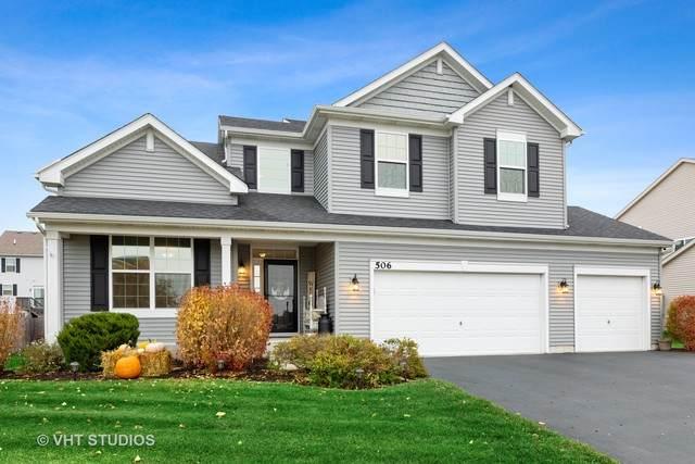 506 Flintock Street, Joliet, IL 60431 (MLS #10915921) :: BN Homes Group