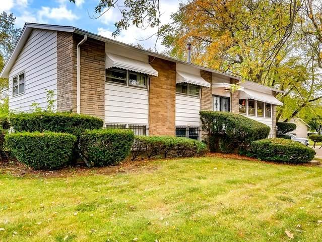 2808 Cherrywood Place, Hazel Crest, IL 60429 (MLS #10915941) :: Schoon Family Group