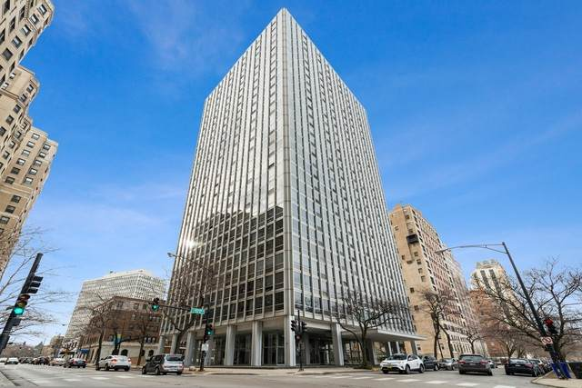 2400 N Lakeview Avenue #2606, Chicago, IL 60614 (MLS #10915945) :: Janet Jurich
