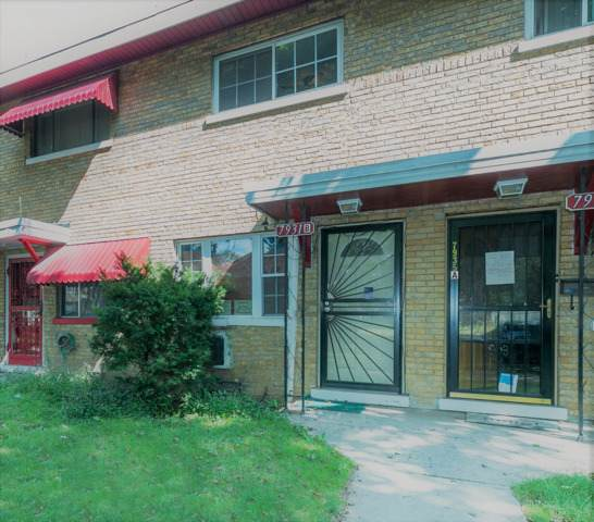 7931 S Dobson Avenue B, Chicago, IL 60619 (MLS #10915966) :: Janet Jurich