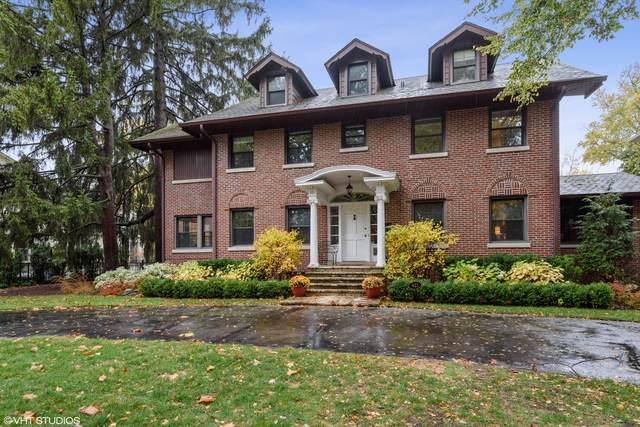 921 Sheridan Road, Wilmette, IL 60091 (MLS #10915985) :: Littlefield Group