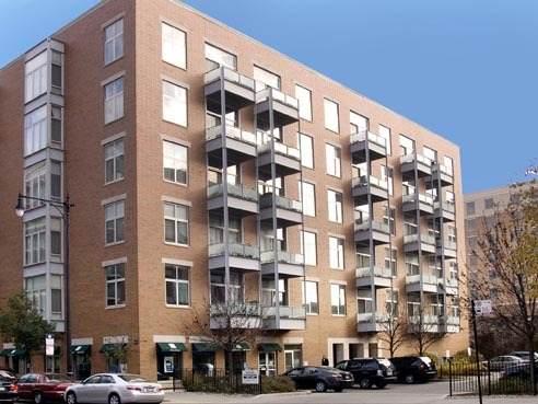 939 W Madison Street #510, Chicago, IL 60607 (MLS #10916013) :: Helen Oliveri Real Estate