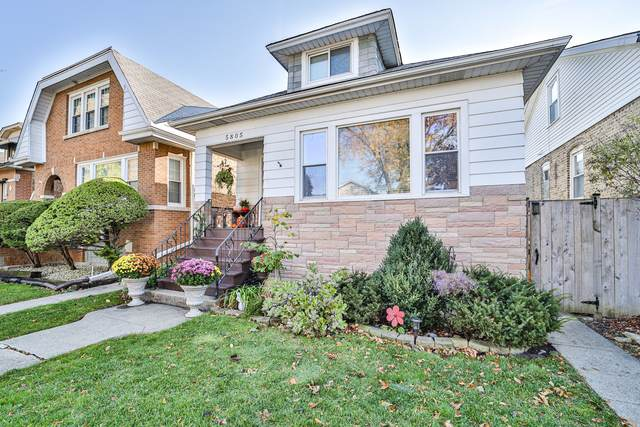 5805 N Marmora Avenue, Chicago, IL 60646 (MLS #10916044) :: RE/MAX Next