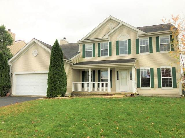 1875 Walsh Drive, Yorkville, IL 60560 (MLS #10916076) :: BN Homes Group