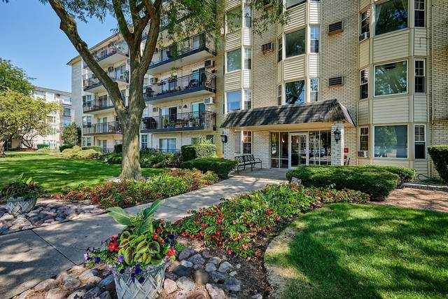 5506 Lincoln Avenue A511, Morton Grove, IL 60053 (MLS #10916098) :: Helen Oliveri Real Estate
