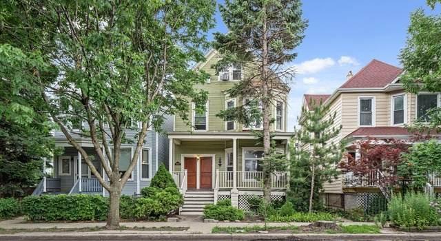 2625 N Central Park Avenue, Chicago, IL 60647 (MLS #10916105) :: Helen Oliveri Real Estate