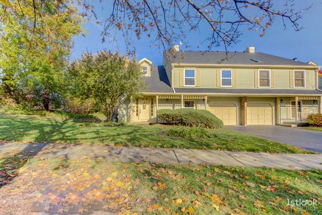 1461 Queensgreen Circle, Naperville, IL 60563 (MLS #10916179) :: Century 21 Affiliated