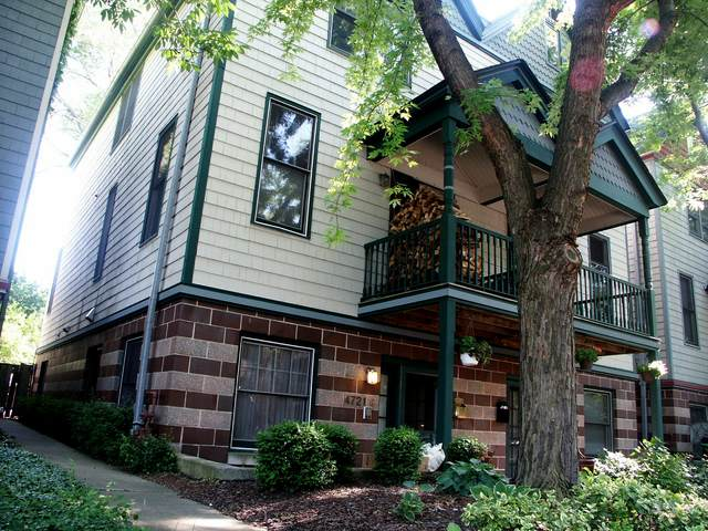 4721 S Woodlawn Avenue, Chicago, IL 60615 (MLS #10916188) :: RE/MAX IMPACT
