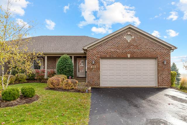 451 Zachary Drive, Hampshire, IL 60140 (MLS #10916190) :: Ani Real Estate