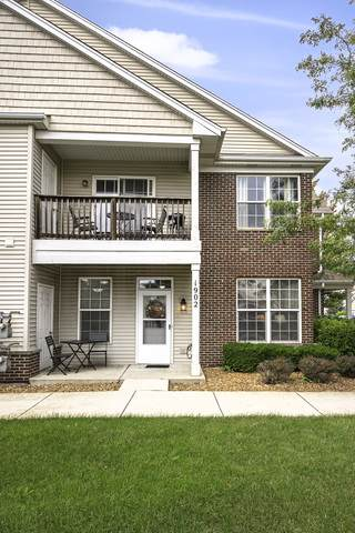 1902 Parkside Drive #1902, Shorewood, IL 60404 (MLS #10916191) :: The Dena Furlow Team - Keller Williams Realty